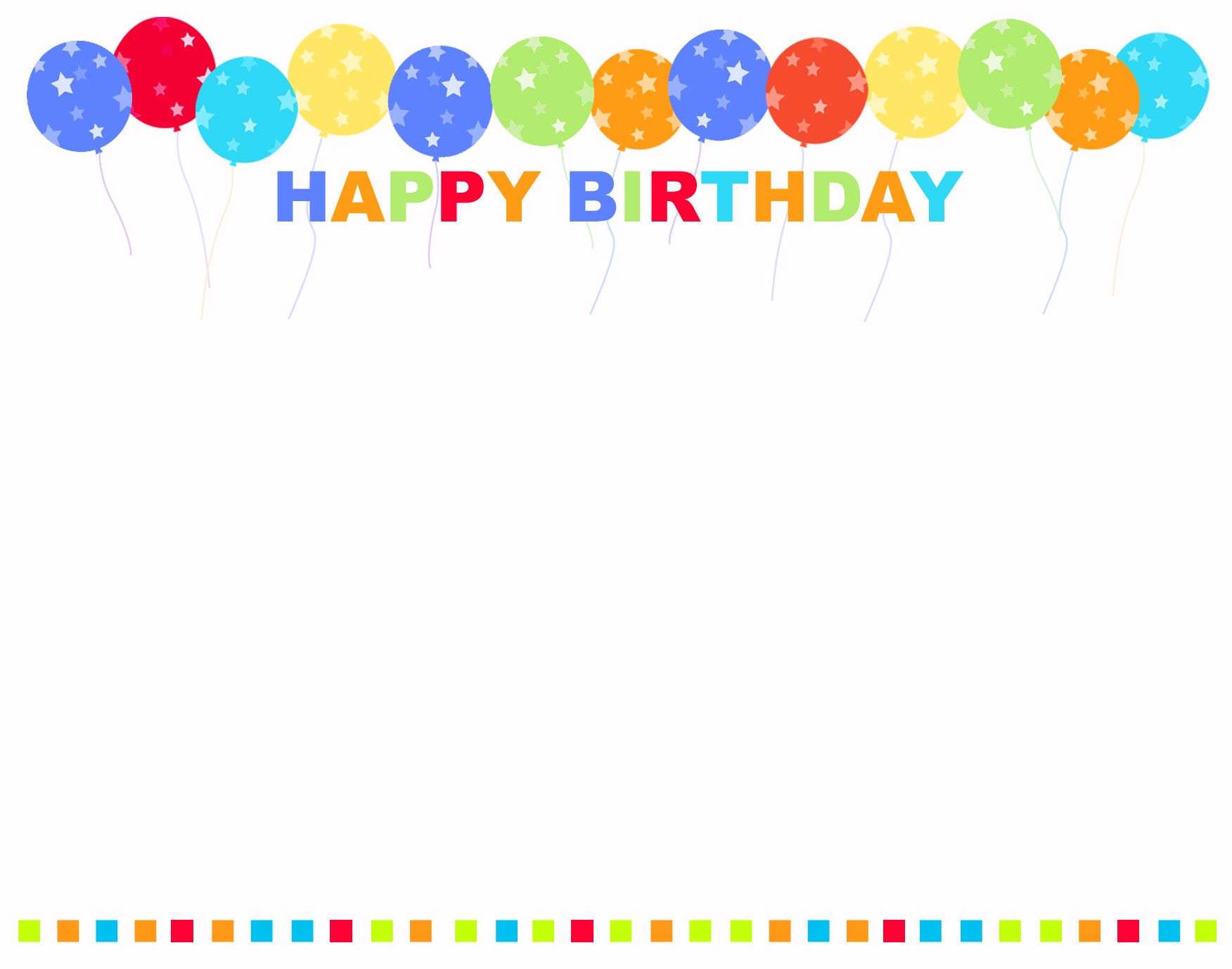 abstract happy birthday backgrounds