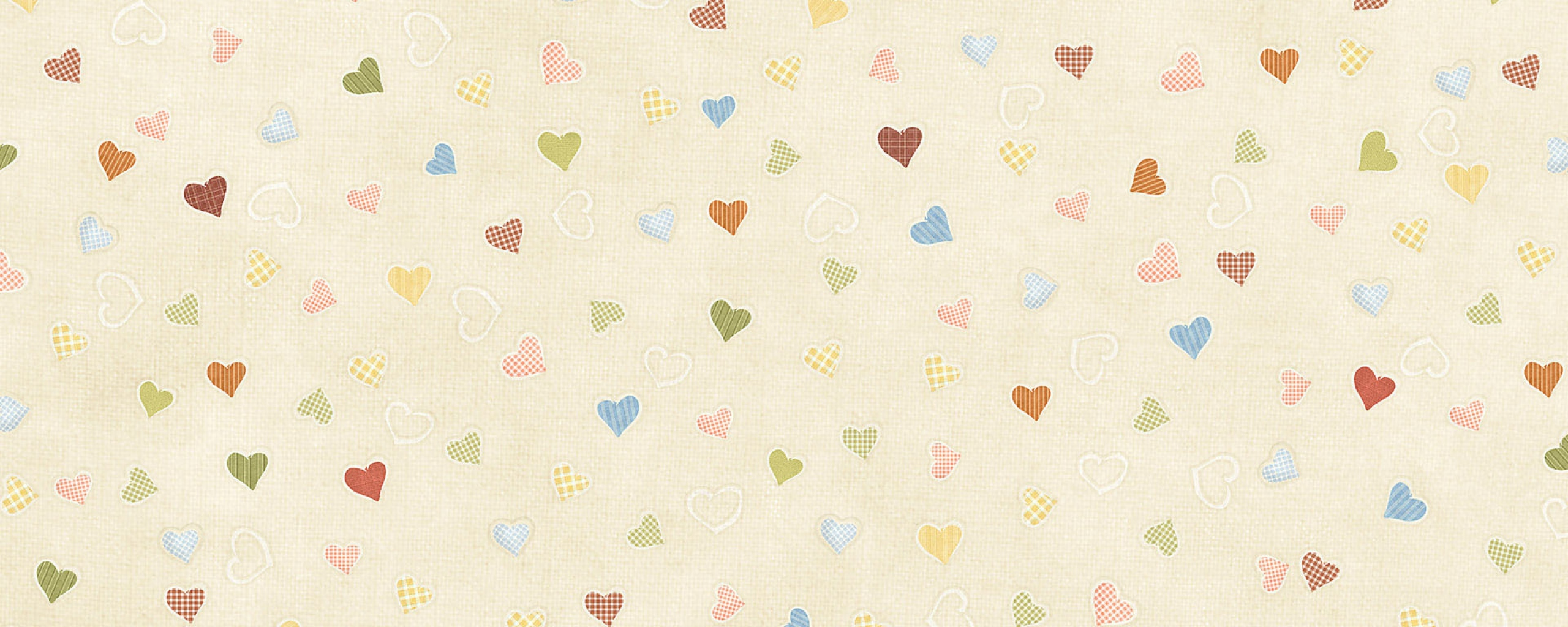 colorful hearts baby image hd
