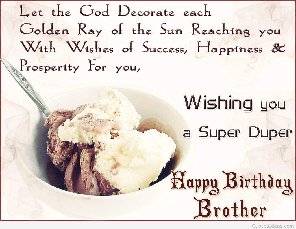 wishes brother quotes image