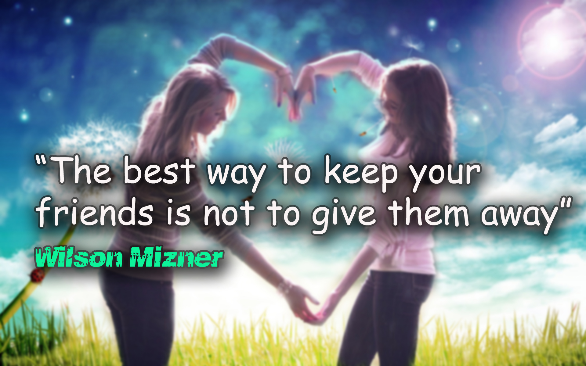 friend quotes background hd