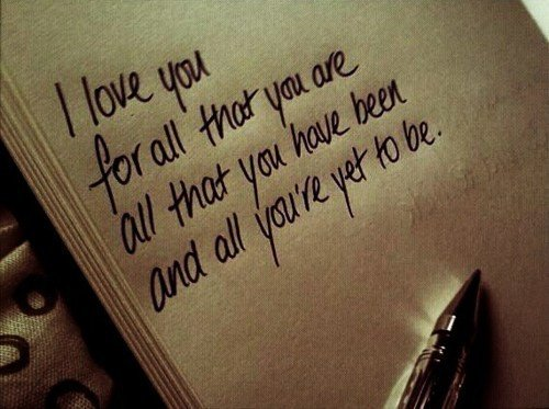 i love you famous love quote