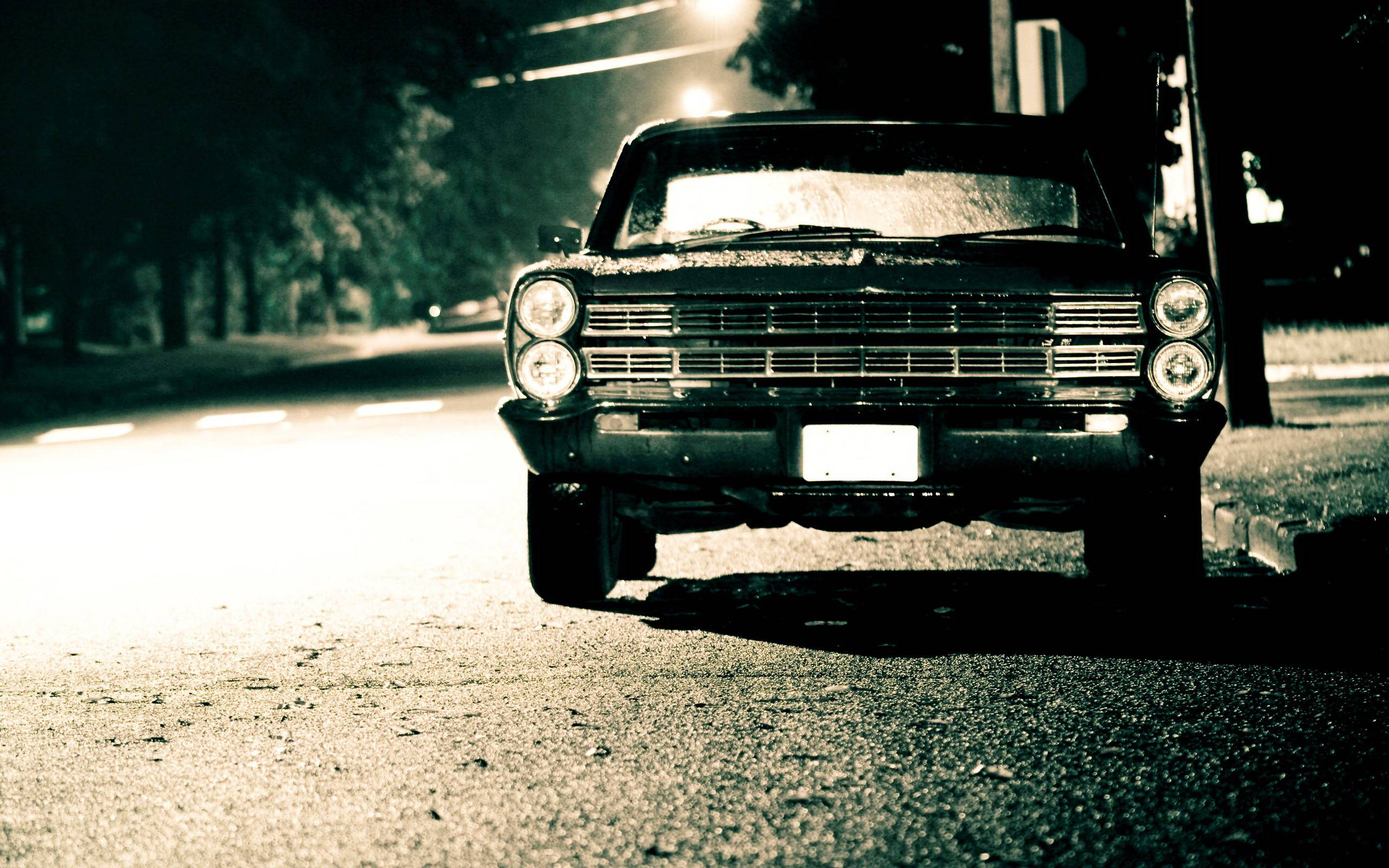 old classic car image