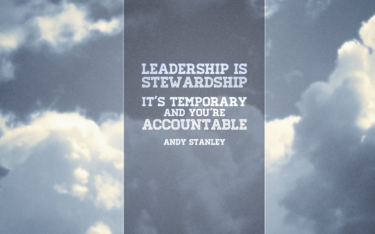 thank you for your leadership quotes