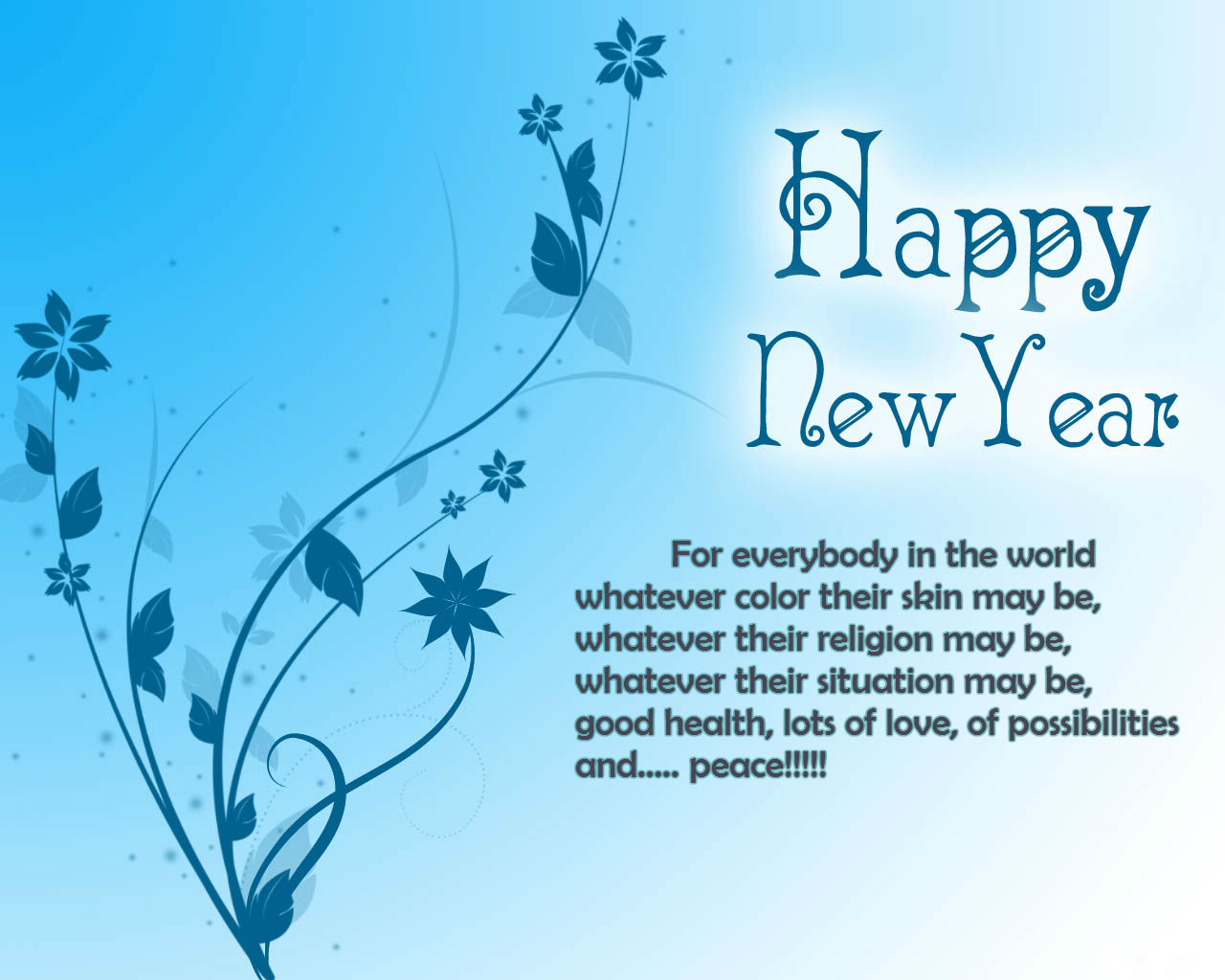 happy new year poems picture