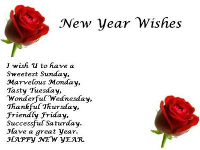 new year 2014 greetings wishes