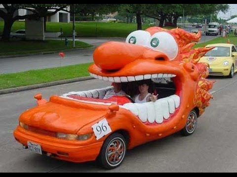 cool strange cars pictures