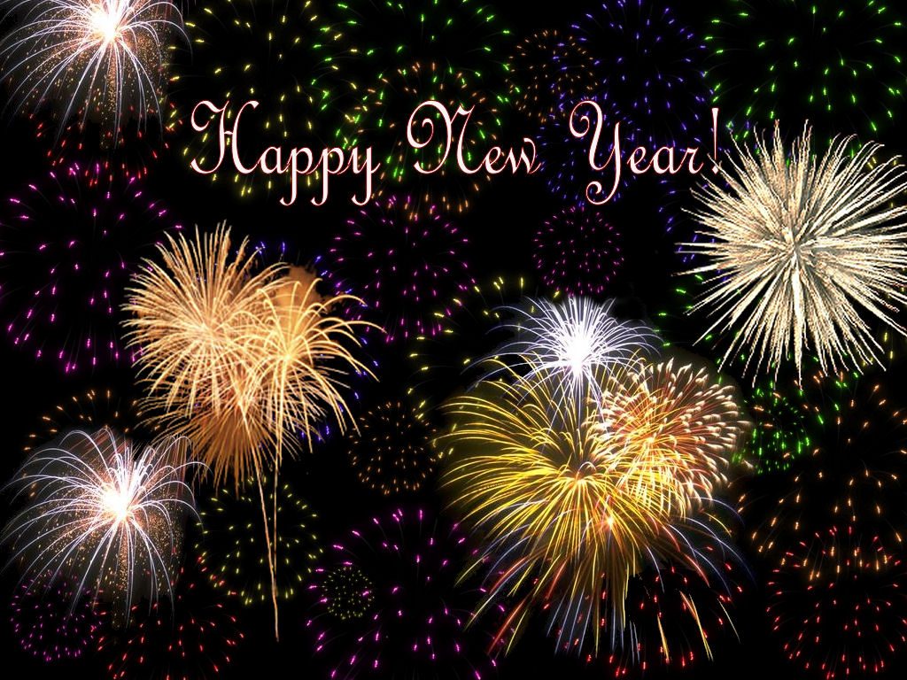 happy new year by clwoods