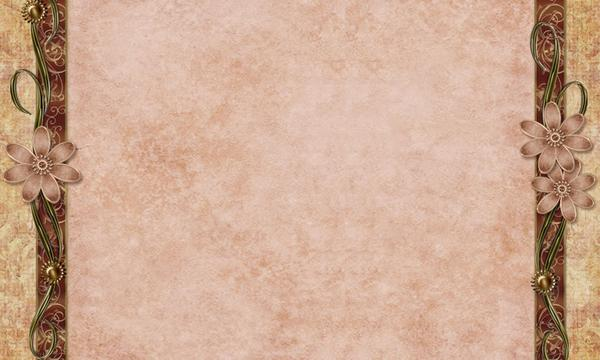 antique pink and daisy backgrounds