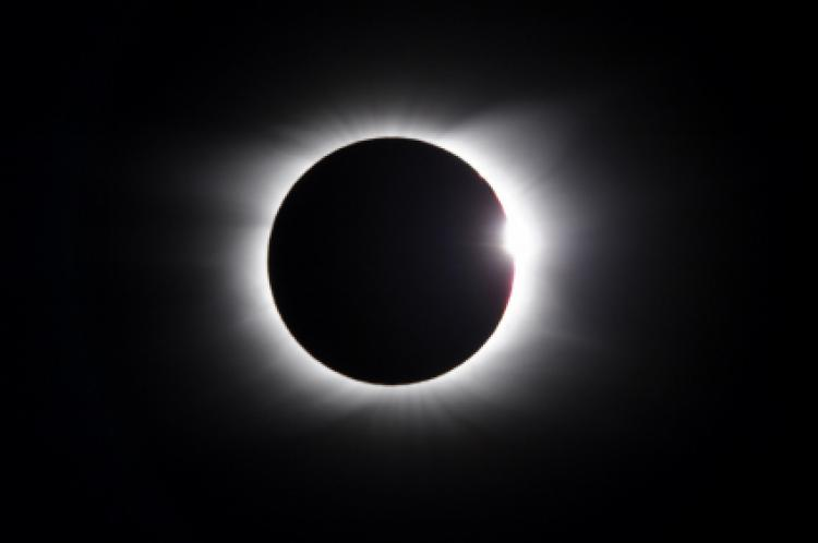 awesome eclipse wallpaper