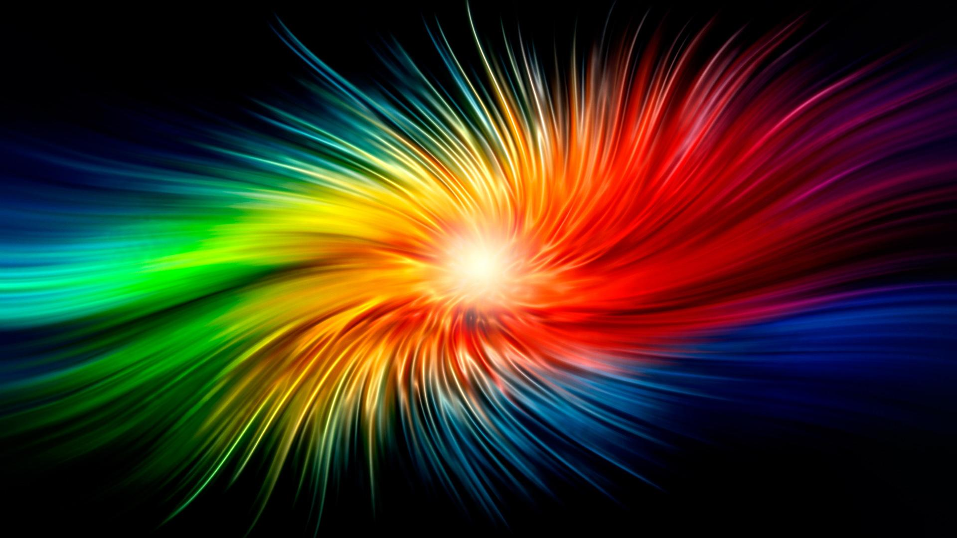 best colourful abstract image
