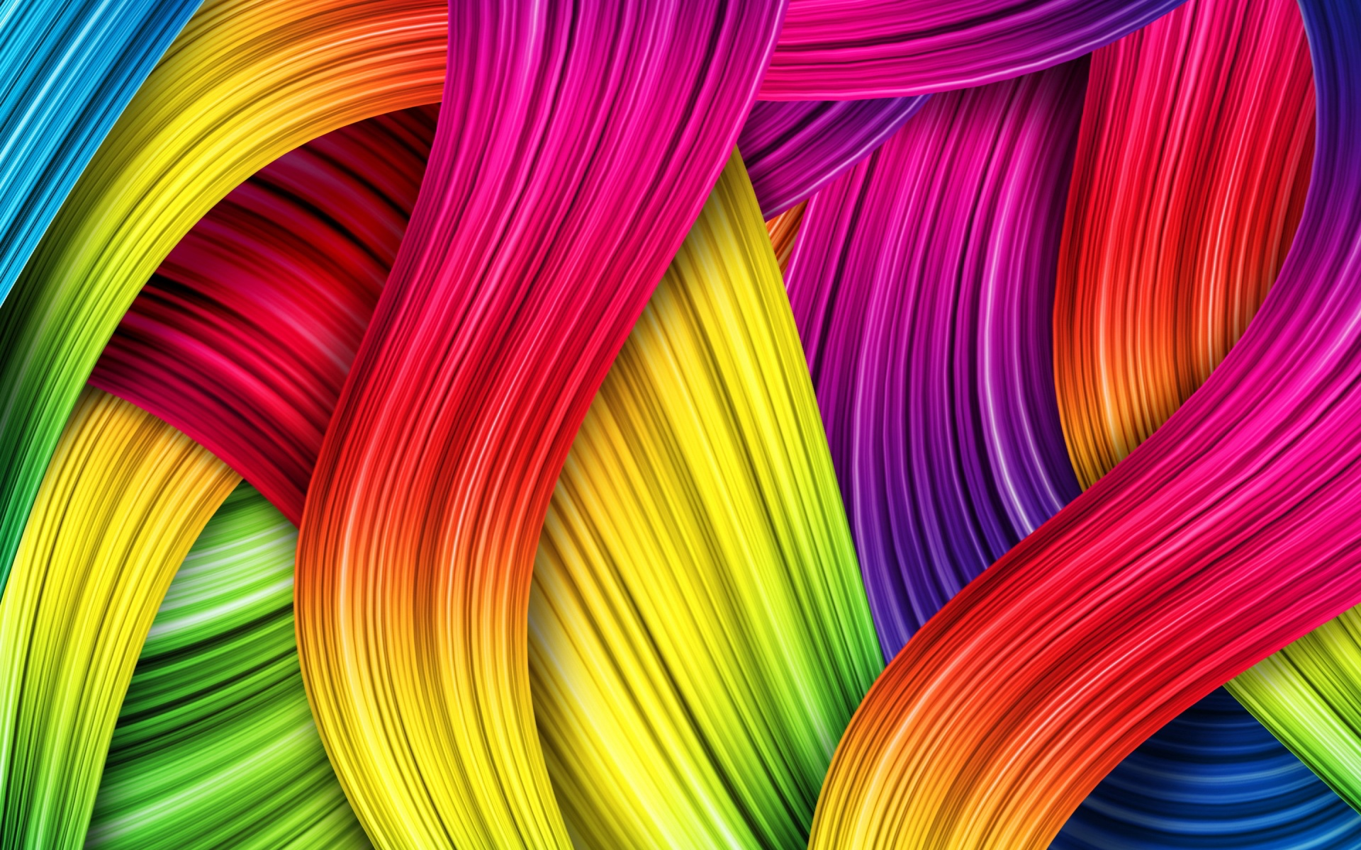 free hd colourful abstract