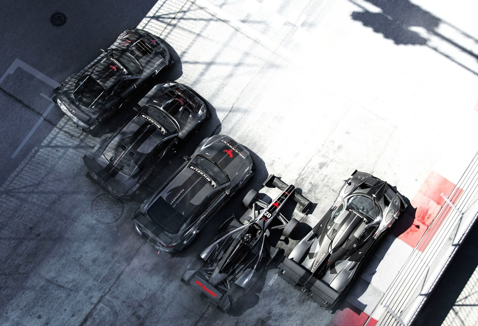 awesome hd grid autosport image
