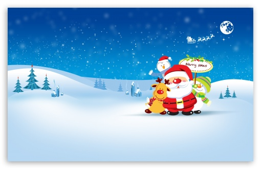 download merry chirstmas image