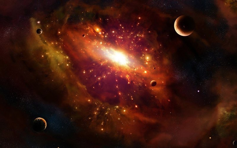 best collection of HD Galaxy Backgrounds