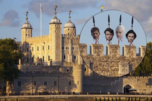 fantastic Tower of London Images