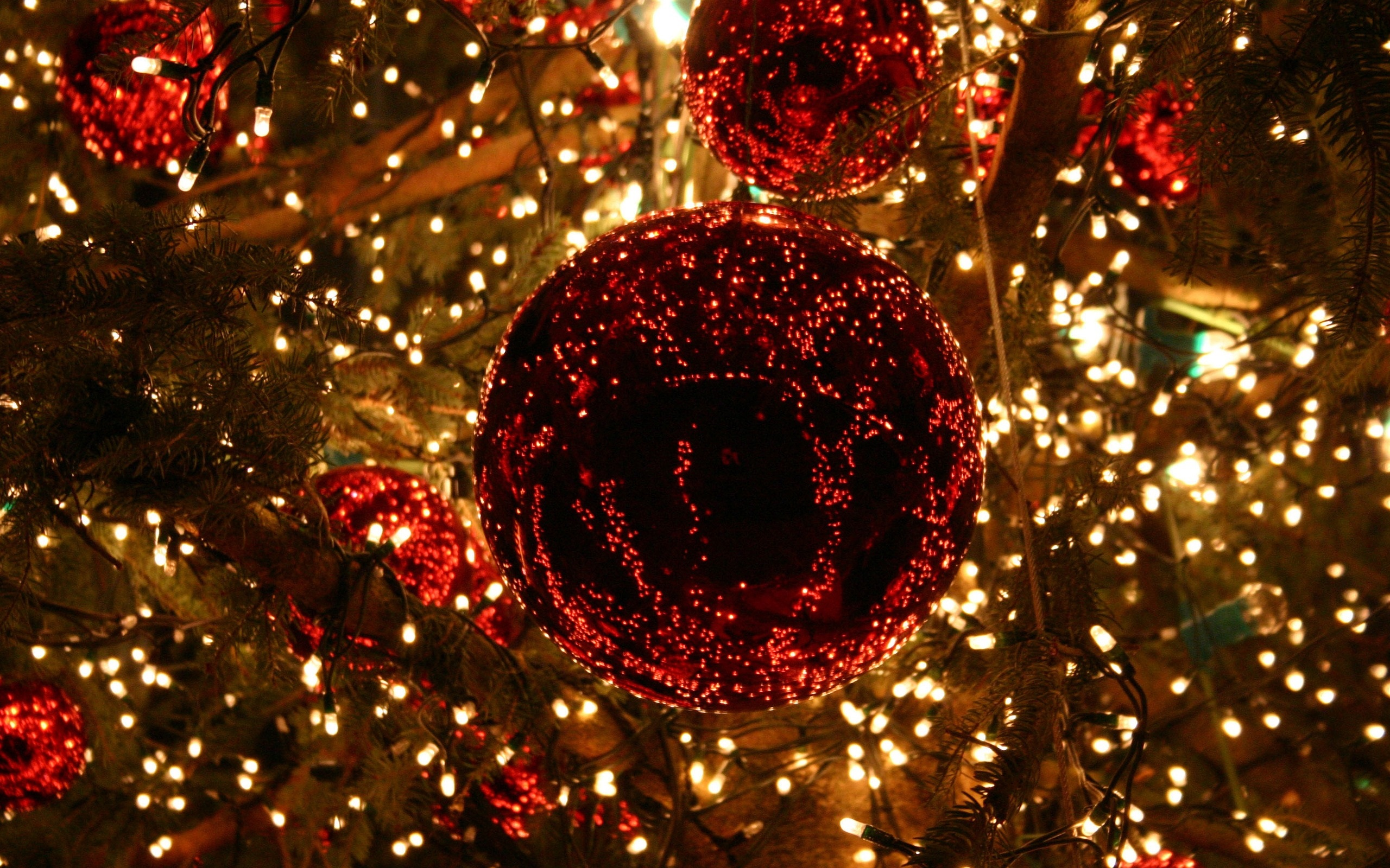 decorated ball Christmas Pictures HD