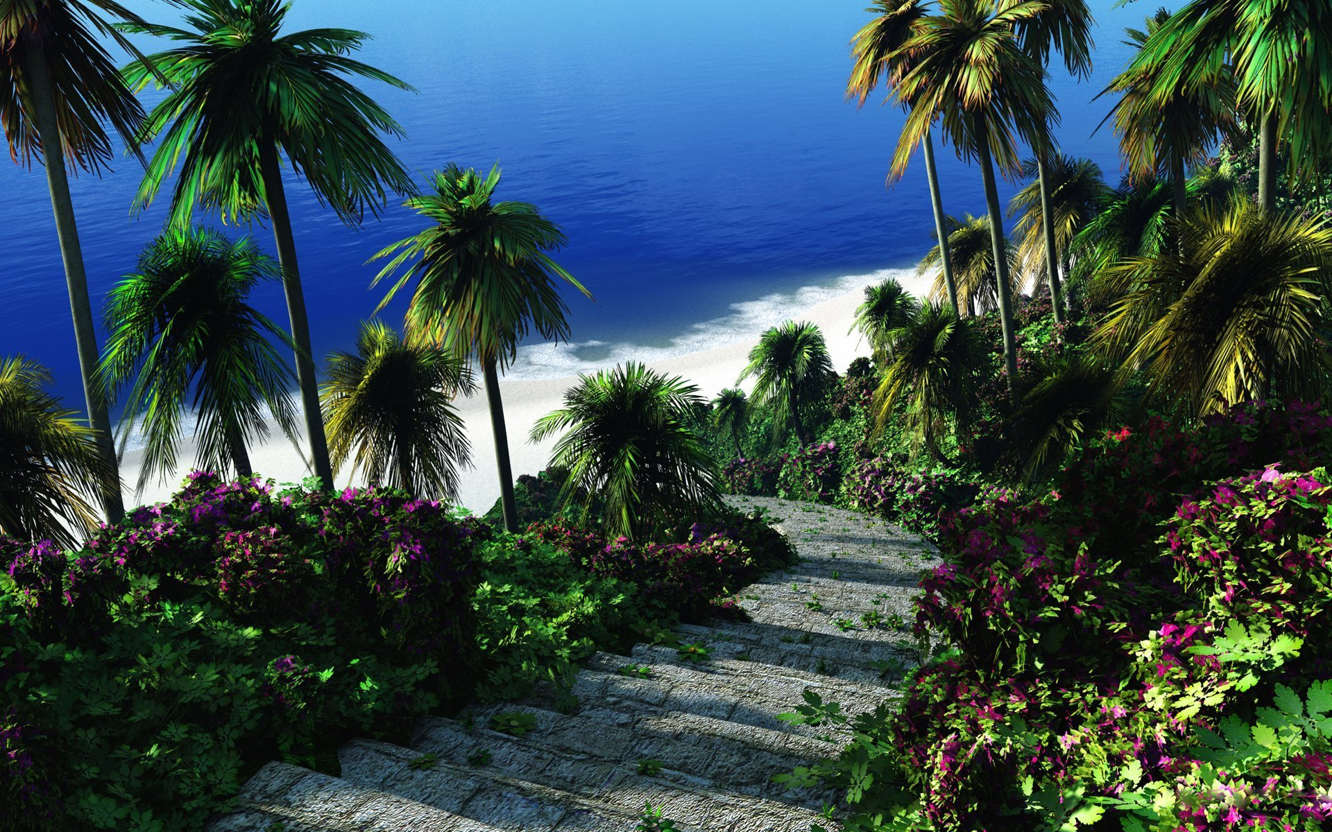 most downloaded Tropical Wallpapers