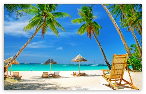 paradise Tropical Wallpapers