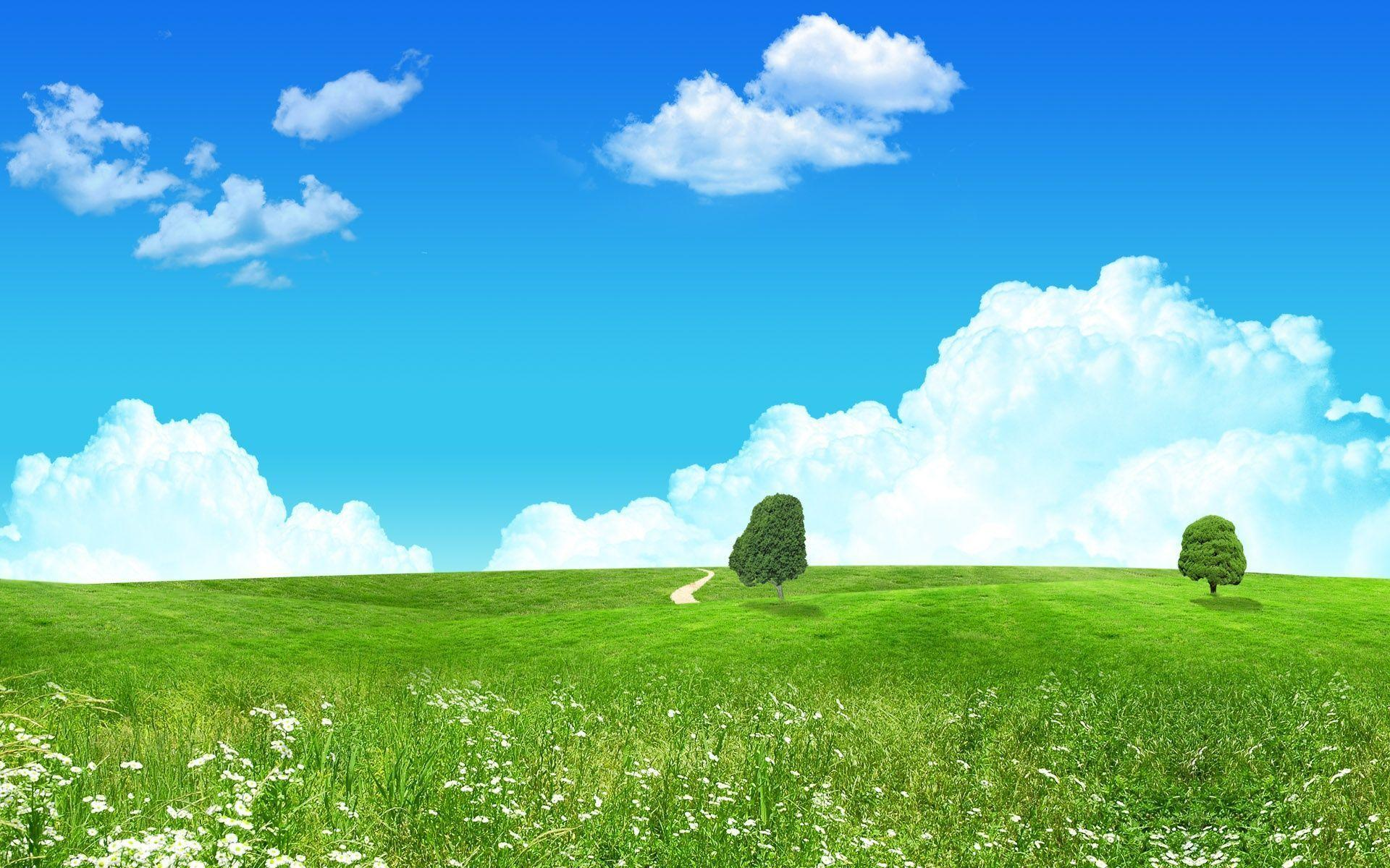 widescreen nature Lovely Backgrounds