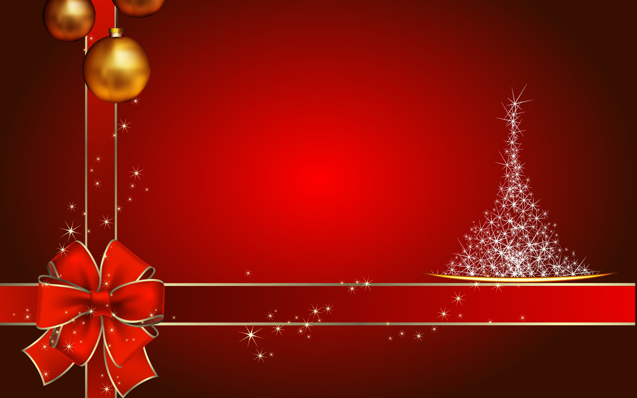 red background New Year Greetings