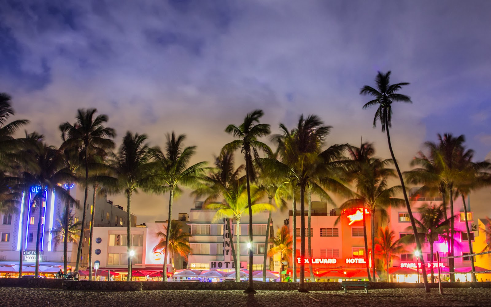 awesome Miami Backgrounds