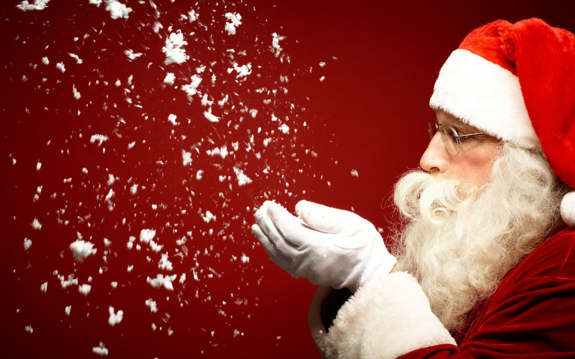 best collection of Santa Claus Wallpaper