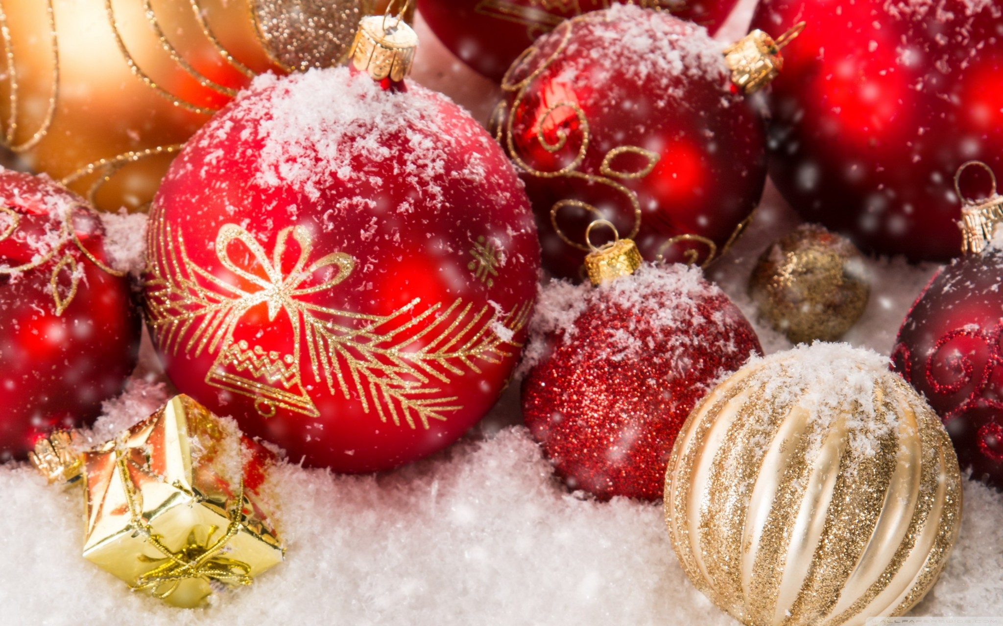 most popular HD Christmas Wallpapers