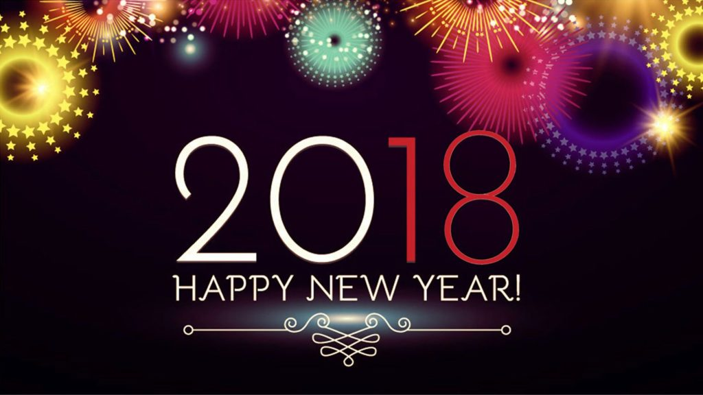 power point Happy New Year Wallpaper