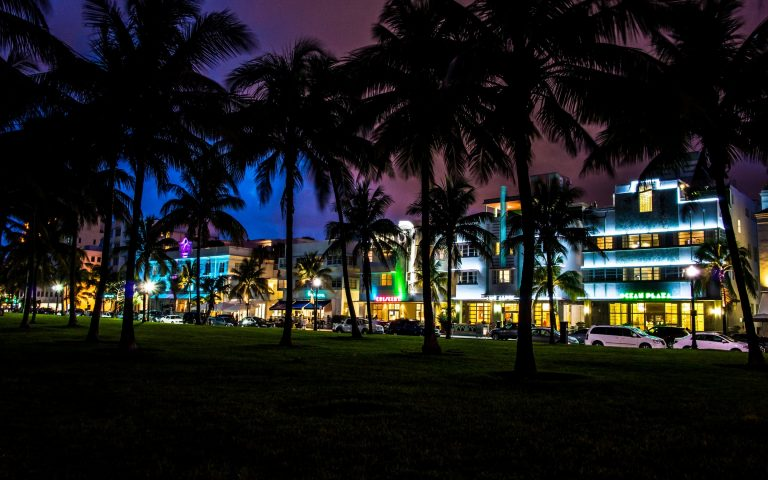 top hd Miami Backgrounds