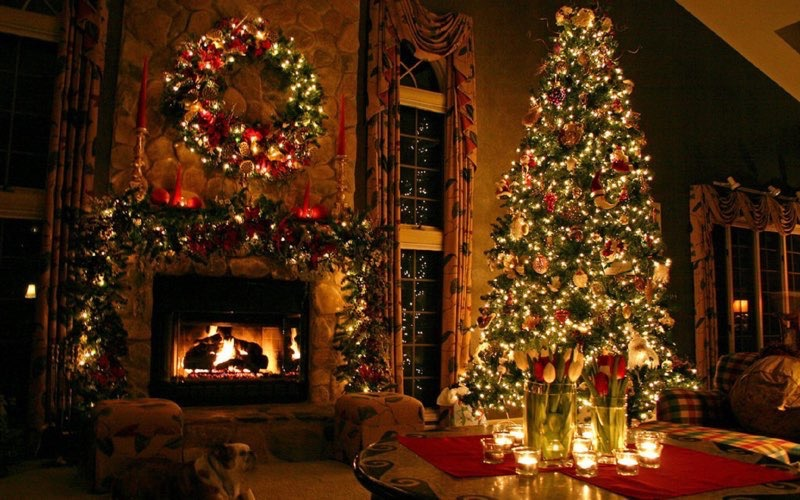 tree decoration HD Christmas Wallpapers
