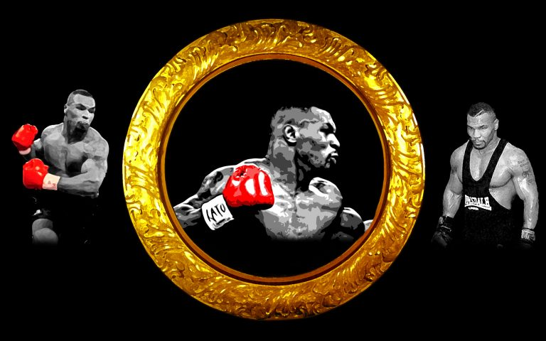 widescreen Boxing Backgrounds