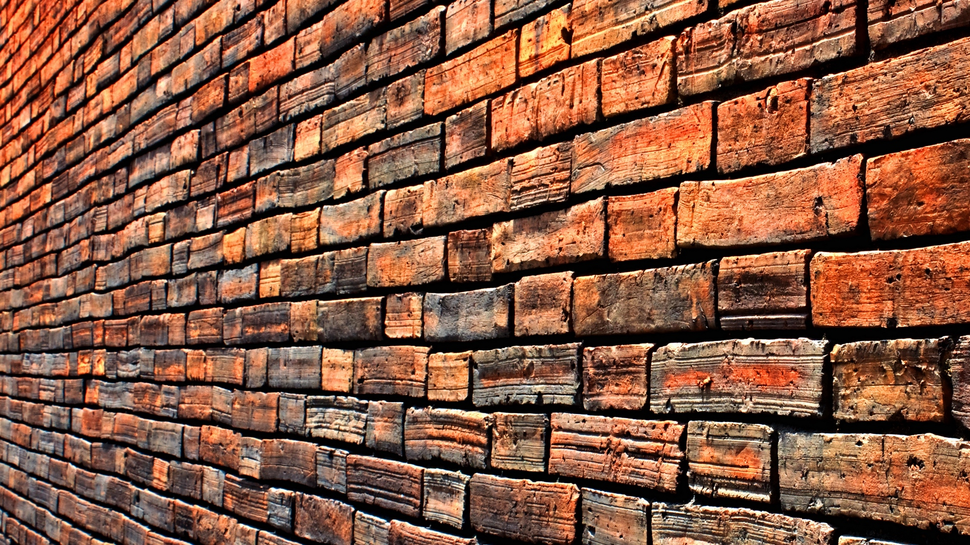 brown Wall HD Background