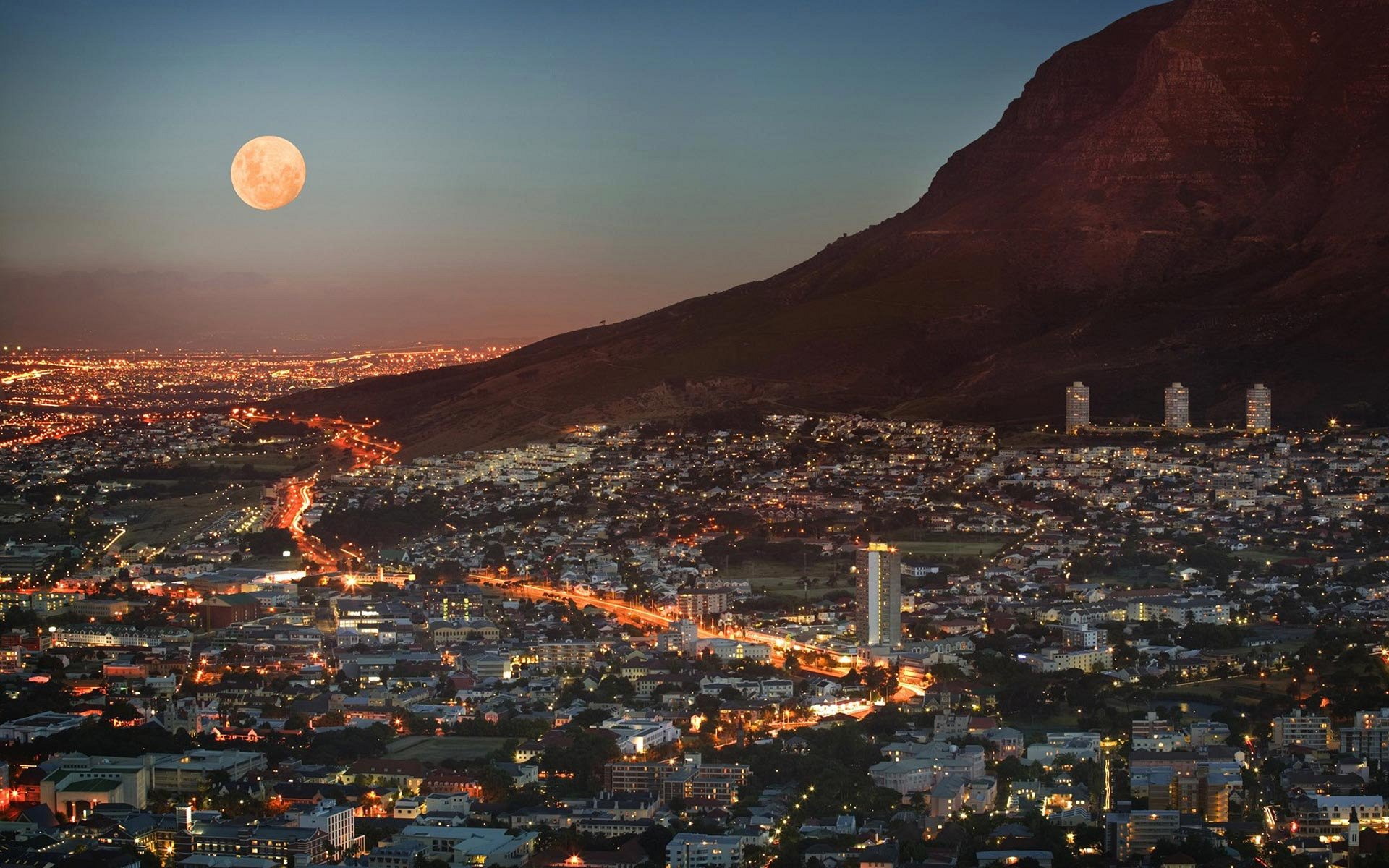 free Cape Town Wallpapers