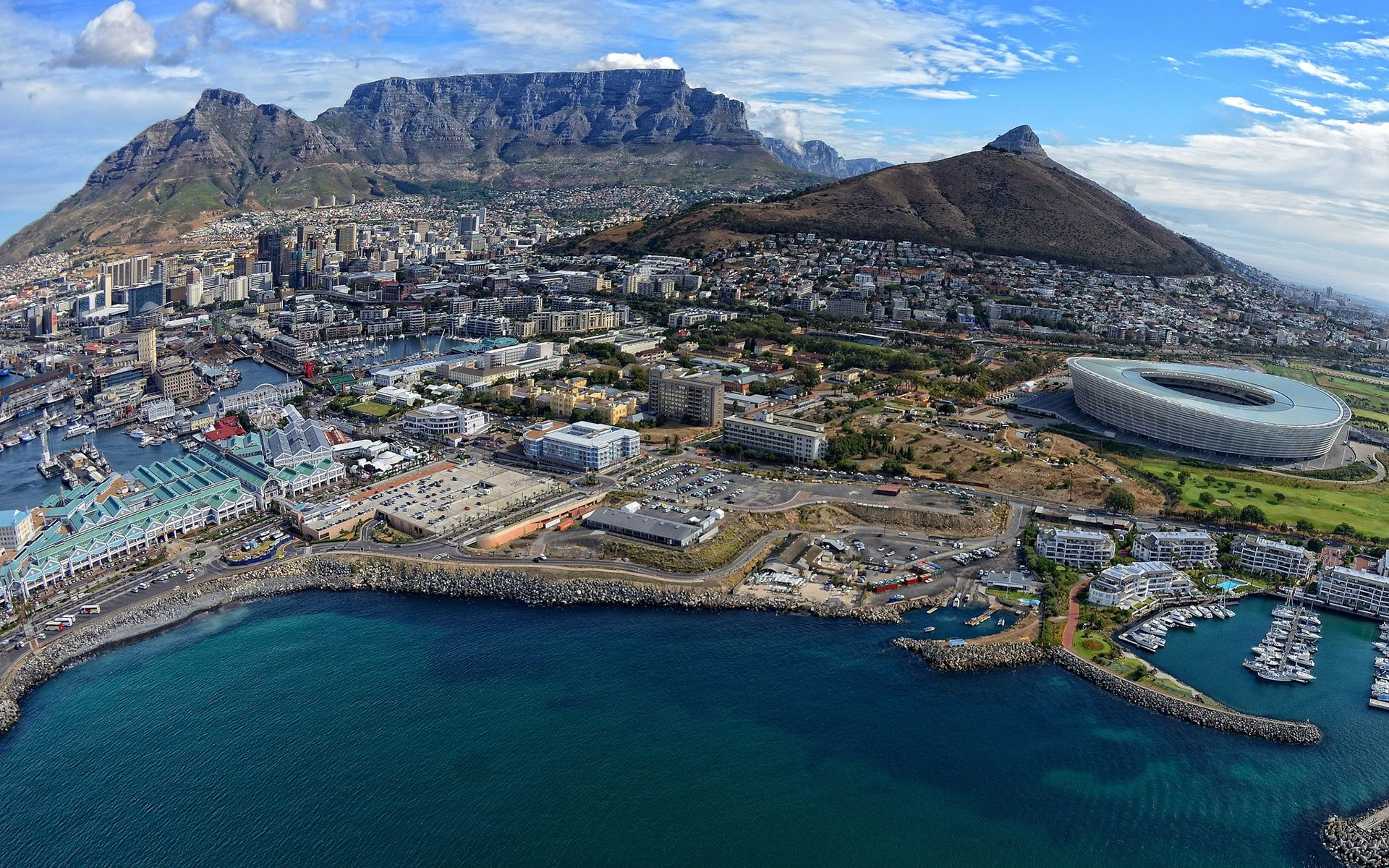 high quality Cape Town Wallpapers