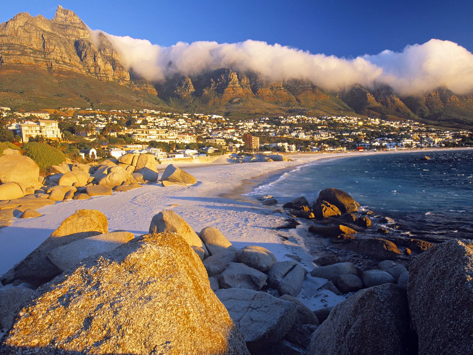 widescreen Cape Town Wallpapers