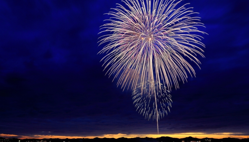 best Fireworks Wallpapers