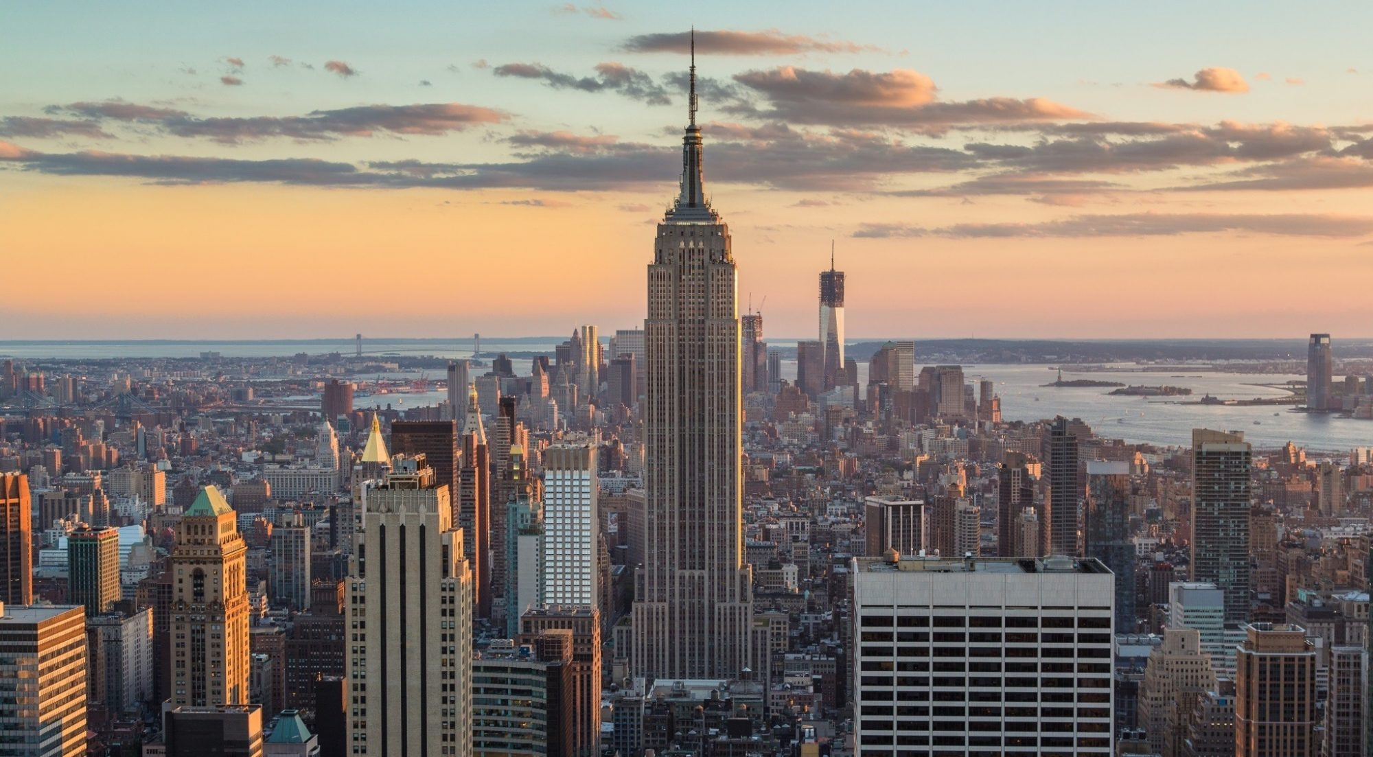 wallpaper of Empire State Building