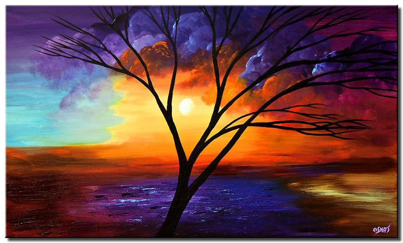 colorful hd Painting Background