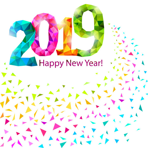 animated HD New Year Backgrounds
