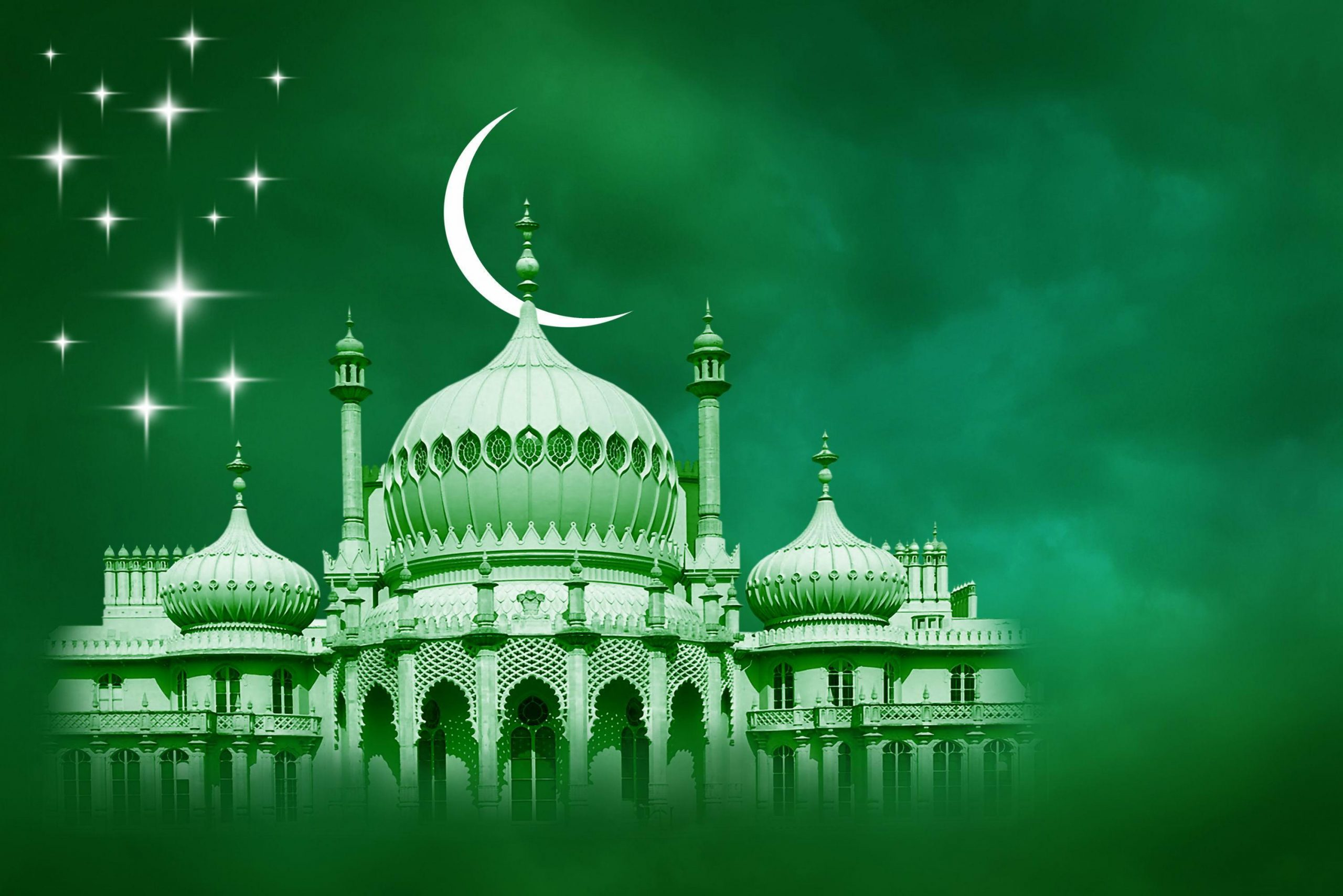 mosque HD Islamic Background