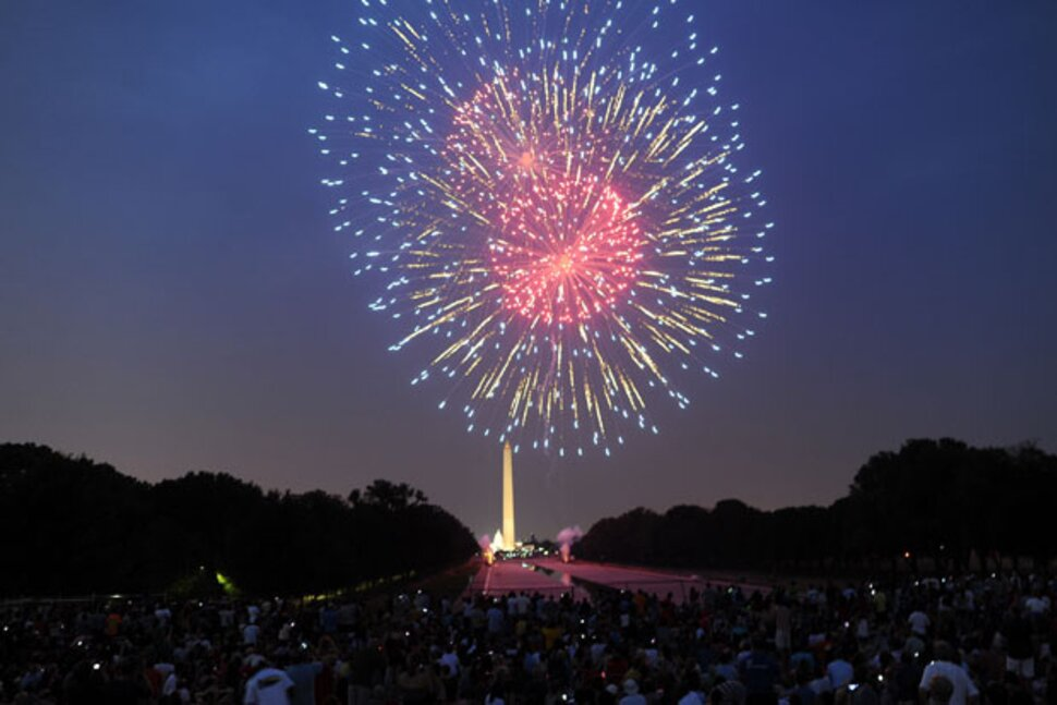 vector hd Fourth of July image